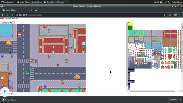 Show HN: I'm releasing my 2D Tile Map Editor for free
