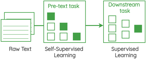 Self Supervised Learning in NLP